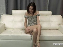 Teen Liona Has Her Ass Split by a Really Big Dick