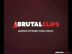 BrutalClips Double Penetration And Facial
