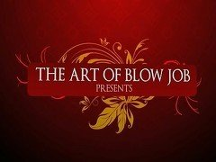 the art of blowjobs - sensual double blowjob