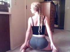 my first twerk video :)