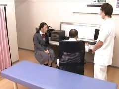 Medical clinique scene 3