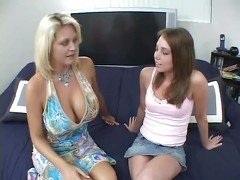 Couple seduce teen