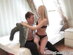 Young Courtesans - She youporn fucks xvideos like a tube8 girlfriend teen-porn