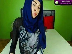 Free Live Sex Chat With ZeiraMuslim on webcam